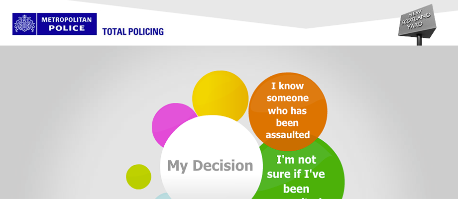 Metropolitan Police: My Decision