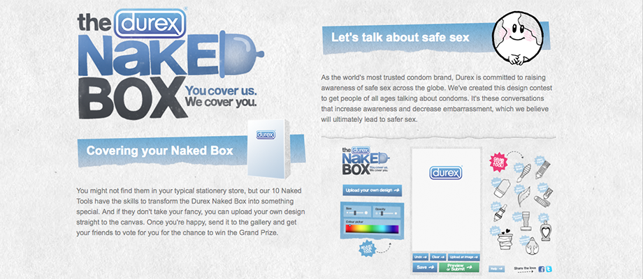 Durex Naked Box