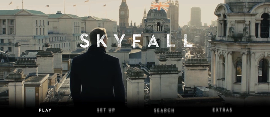 Fox Home Entertainment: Skyfall